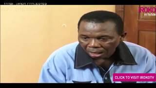 Chiwetalu Agu perceive a familiar smell