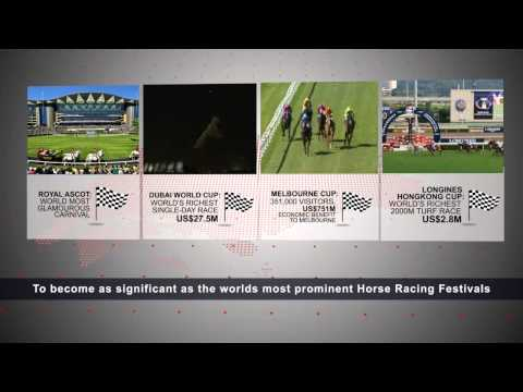 China Horse Club Promotional Video