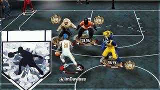 CAN 3 99 OVERALLS GUARD THE #1 SH00TER ON NBA 2K19? 99 OVERALL INTENSE  BATTLE