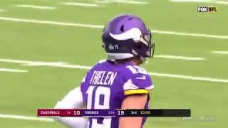 Adam Thielen 2018 Highlights | Minnesota Vikings
