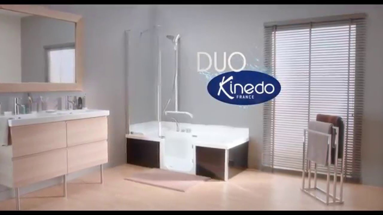 duo le remplacement de baignoire par une douche bain 3980 ttc youtube. Black Bedroom Furniture Sets. Home Design Ideas