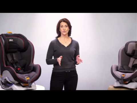 Chicco NextFit Convertible Car Seat Video