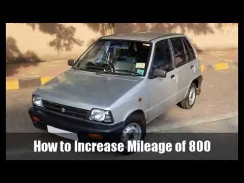 100 Working Trick To Increase Mileage Of Maruti Suzuki 800 Youtube