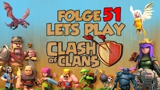 "[Folge 51. ""Google+, wie gehts weiter""] Let´s Play - Clash of Clans [German/Deutsch]"