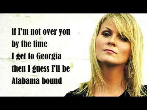 Carolyn Dawn Johnson - Georgia Lyrics
