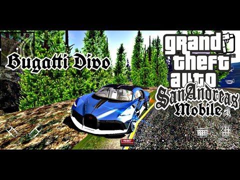 GTA SAN Mobile | Review Bugatti Divo