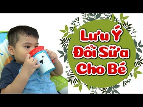Cách Đổi Sữa Cho Trẻ Sơ Sinh! Đổi Sữa Công Thức Cho Bé Có Sao Không? Nên Đổi Sữa Cho Bé Không?