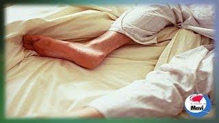 Las duermes cuando mover piernas