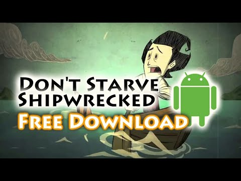Don't Starve Shipwrecked - ANDROID Free Download - (v0.10)