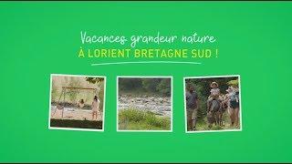 Playlist Vallées et rivières de Lorient Bretagne Sud Tourisme :