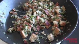 Grilled Bacon-stuffed Pork Chops