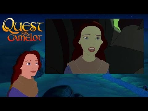 Quest For Camelot - The Prayer Swedish (Sub & Trans)