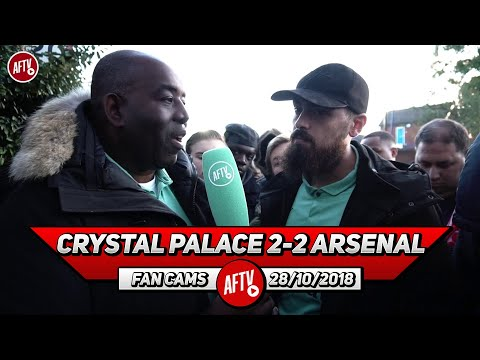 Crystal Palace 2-2 Arsenal | We Lacked Game Management Today! (Turkish)
