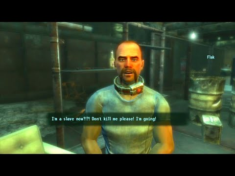 Fallout 3 Episode 13: Enslave Them ALLLLL!!!!