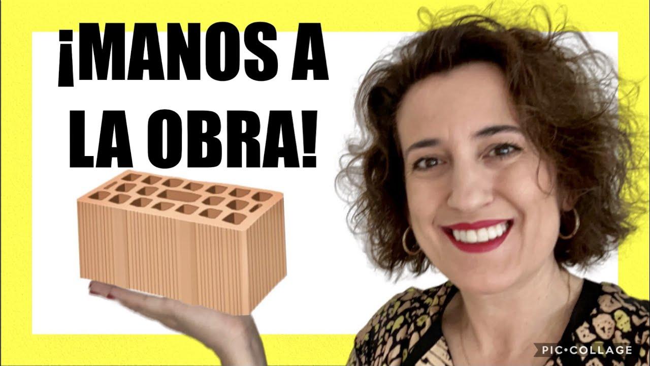 ⚠️¿Sabes el Vocabulario IMPRESCINDIBLE de la CONSTRUCCIÓN en ESPAÑOL?💃🏻👉30+2 Palabras.(ALBAÑILES)