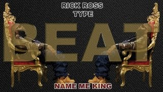 Woodlyn & Megamindz - Name Me King (Rick Ross Type Beat) | @RickyRozay @WoodlynBeats