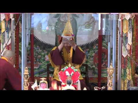 20150614 Golden Mother Fire Offering Ceremony by Grand Master Lu-Rainbow Temple