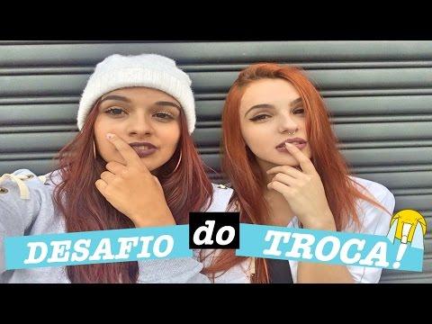 DESAFIO DO TROCA - Marcelle Miranda