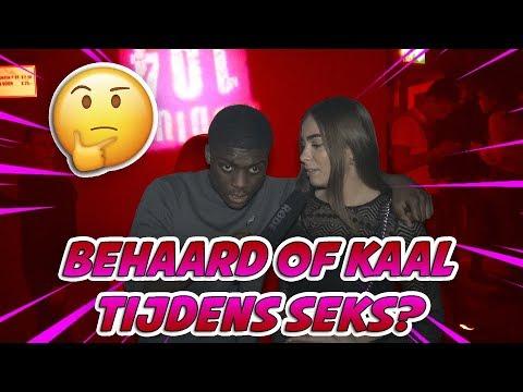 BEHAARD OF KAAL TIJDENS DE SEKS? - CLUB PODIUM 104