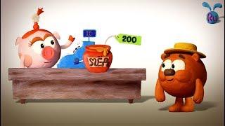 Урок №27 «В магазине»|Онлайн школа русского языка в помощь иностранным детям, изучающим русский язык