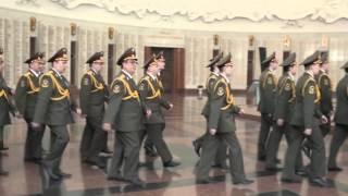 Хор МВД России провёл флэшмоб в музее