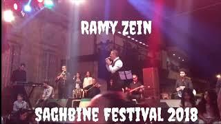 Gambar cover Ramy Zein - Reddou Habibi -- رامي زين -ردو حبيبي@ Saghbine Festival 2018
