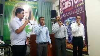 Jesus é Maravilhoso   Quarteto Norte Fanal - Igreja Presbiteriana de Dionísio - MG