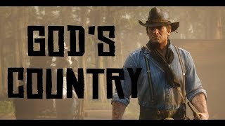 Red Dead Redemption 2 - 'God's Country' by Blake Shelton Trailer Fan Made