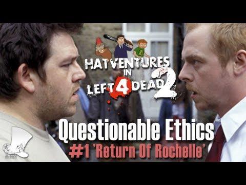 "L4D2: Questionable Ethics #1 ""The Return of Rochelle"""