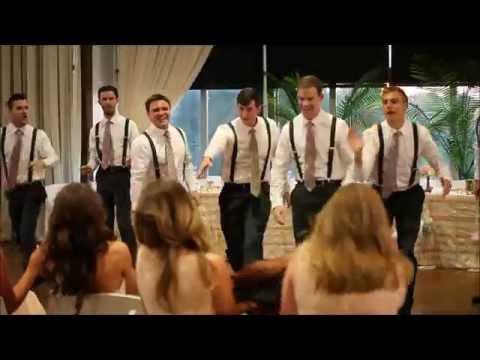 Bolton Groomsmen Dance