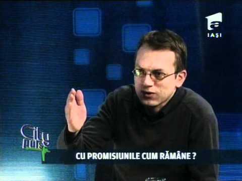 20 ianuarie 2011 Iulian Micu: Va candida Tudor Ciu...