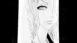 Speed Drawing -  Matsumoto Rangiku