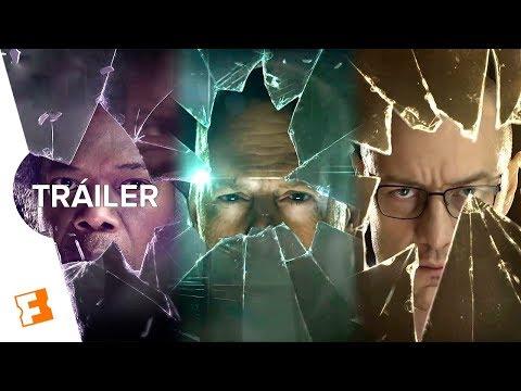Glass (2019) - Tráiler Oficial #2 (Sub. Español)