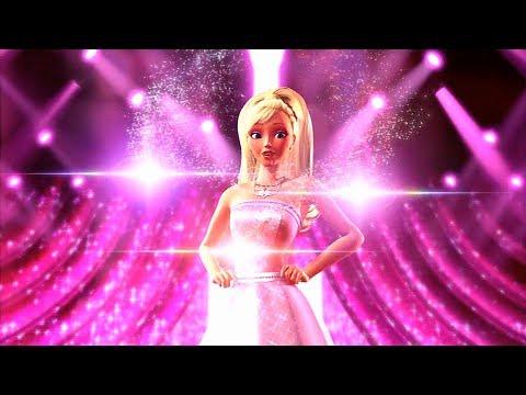 Barbie: A Fashion Fairytale - Glimmer transforms Barbie's final Gown