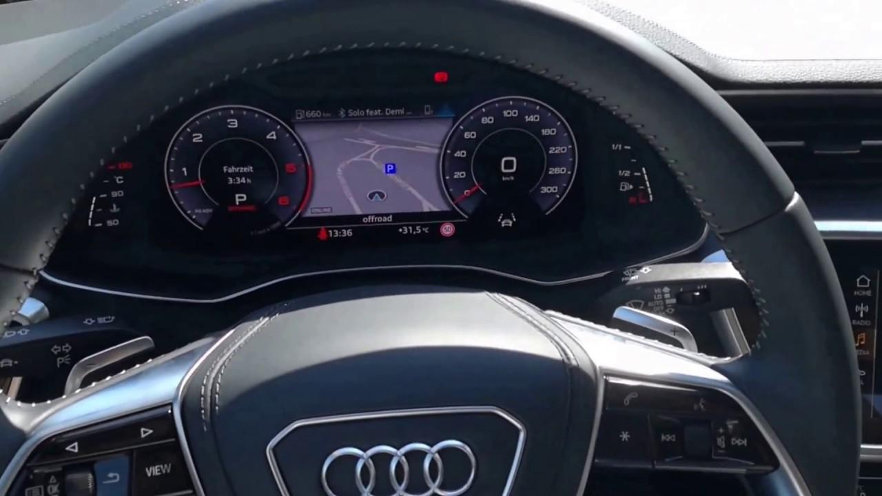 Audi A6 Bang & Olufsen Premium Sound System mit 3D-Klang