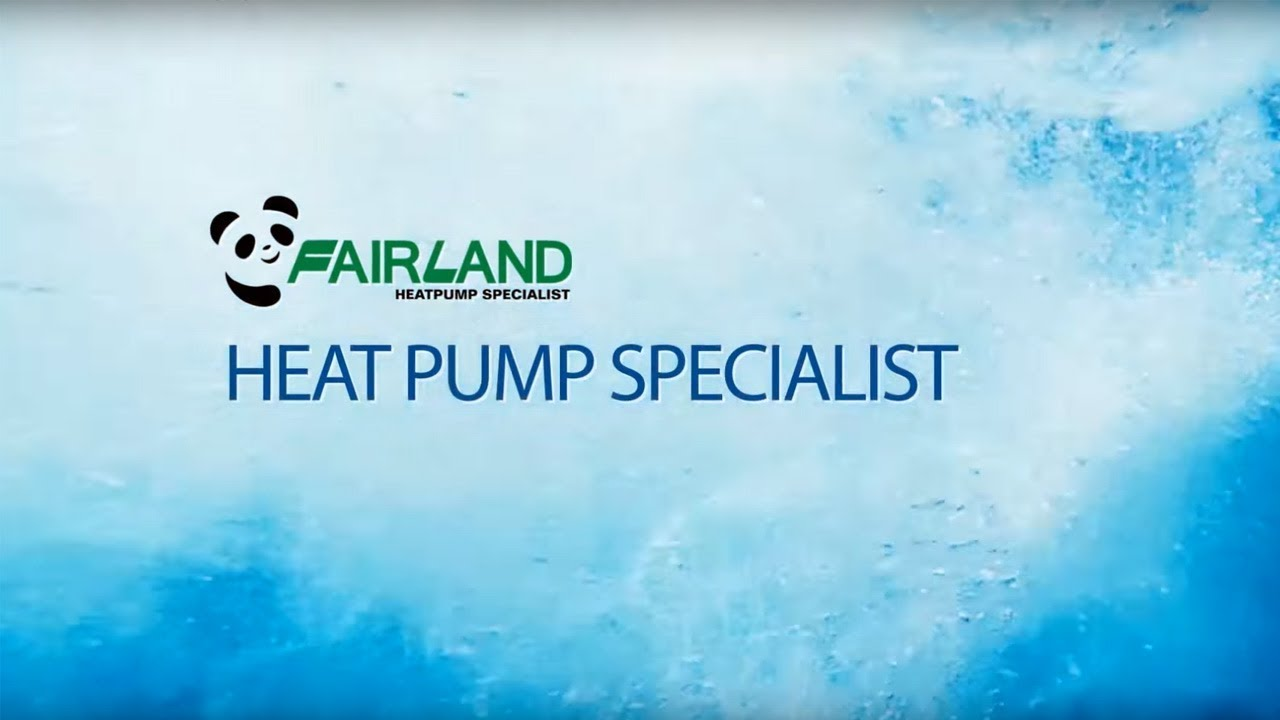 Wärmepumpe Pool Fairland Fairland The Heat Pump Specialist You Can Trust