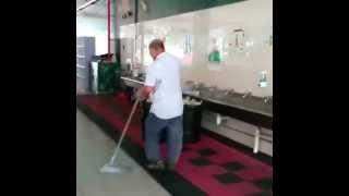 SINGAPORE: Contoh Kebersihan Telok Kurau Primary School (Marissa Haque Ikang Fawzi Films)