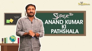 Solving Reasoning Questions with Anand Kumar Super 30 Hrithik Roshan