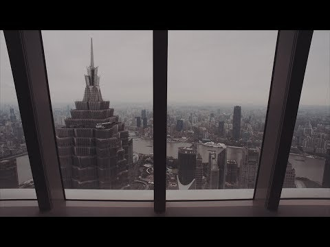 Shanghai Wedding Film @ Park Hyatt