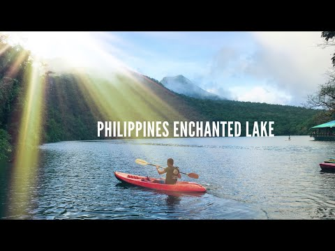 TRAVEL VLOG PHILIPPINES Part 2. Bulusan Lake,Sorsogon