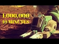 No Man's Sky (1,000,000 Credits Every 10 Minutes)