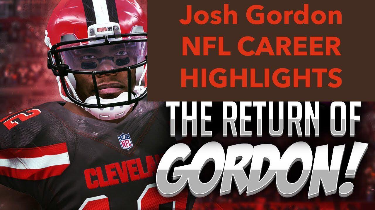 Josh Gordon  90c4fe08b