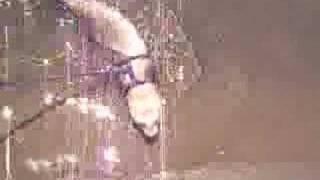 Mania au bord du guiers nage pr la 1ere fois!!!