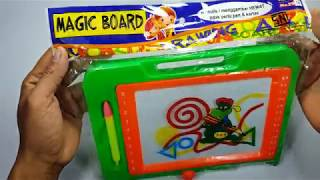 Magic Drawing Board Write And Draw Without Pens And Paper Children Toys