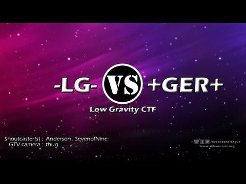 Low Gravity CTF - -LG- vs +GER+