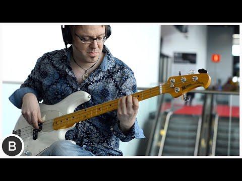 MUSIC MAN CUTLASS & CAPRICE BASSES // LARS LEHMANN // BassTheWorld.com