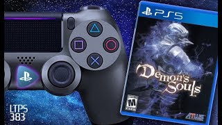 PS Now on PS5 Confirmed. New Controller Patent. Rumor: Demon's Souls PS5 Launch Title. - [LTPS #383]