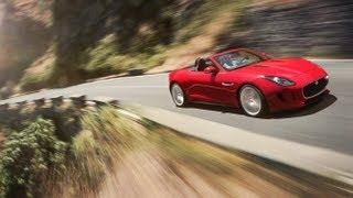 Jaguar F-TYPE Launch - Don't Try This At Home