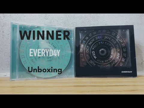 Winner - Everyday (Day And Night Versions)