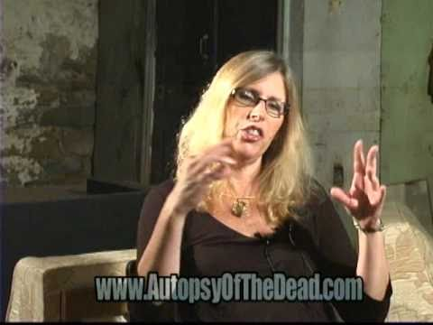 Kyra Schon AUTOPSY of the DEAD Deleted Interview Clips Night Of The Living Dead